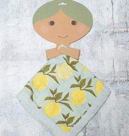 Milkbarn Mini Lovey in Lemon