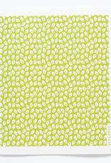 Esthetic Living Swedish Dishcloth Mini Leaves Green