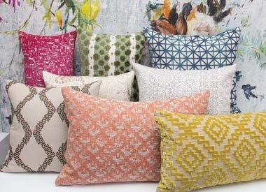 Pillows and Boxed Cushions