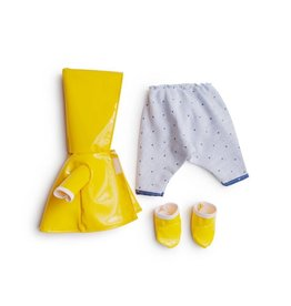 Hazel Village Clothing Raincoat Outfit