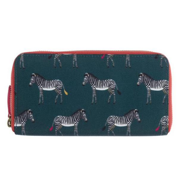 Sophie Allport Wallet Purse Zebra