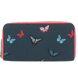 Sophie Allport Wallet Purse Butterflies