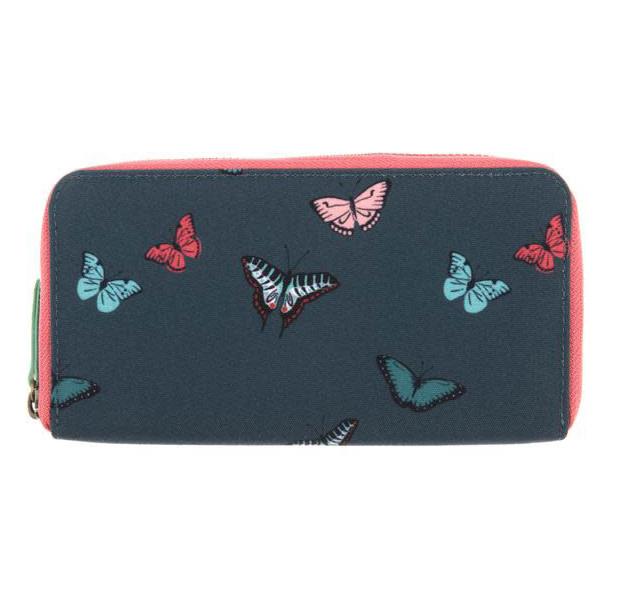 Sophie Allport Wallet Purse Butterflies
