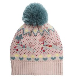 Sophie Allport Child Knitted Hat Fairground Ponies