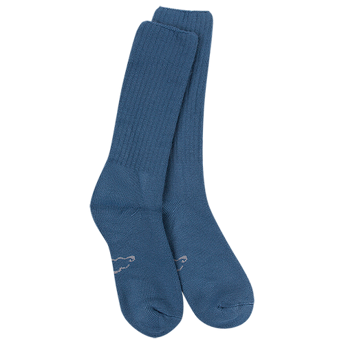 Crescent Sock Company Classic Crew Socks Denim M