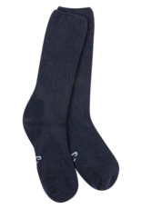 Crescent Sock Company Classic Crew Socks Navy M
