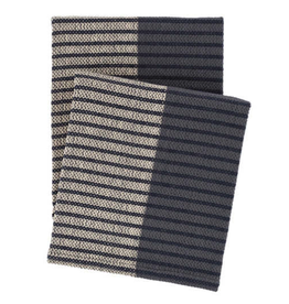 Dash & Albert Graham Woven Cotton Throw