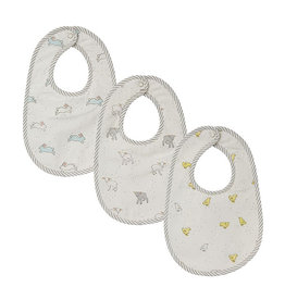Pehr Designs Just Hatched Bib Set of 3
