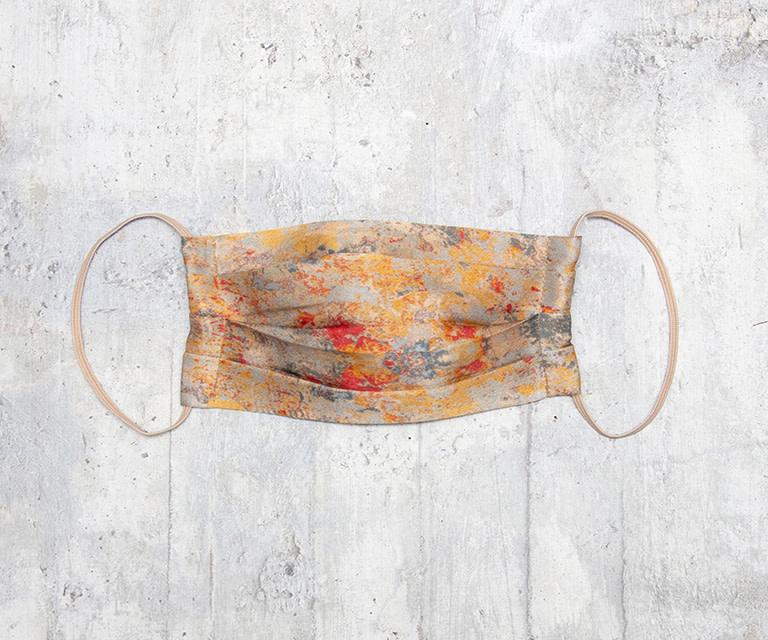 Kreatelier Face Mask Silk Granada Three