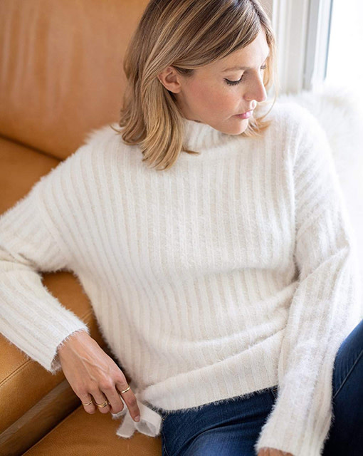 Mer-Sea & Co Chalet Tie Sweater Winter