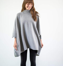 Mer-Sea & Co Anywear Poncho Grey