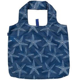 Rockflowerpaper Blu Bag Starfish Navy