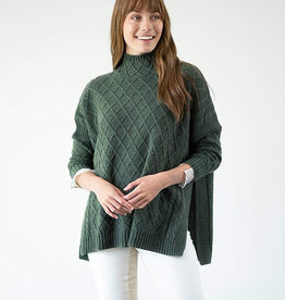 Mer-Sea & Co Lisbon Travel Sweater Hazel