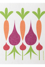 Cose Nuove Swedish Dishcloth Carrots & Beets