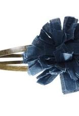 Maileg Hair Clip Petrol Blue