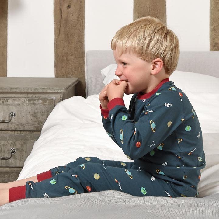 Sophie Allport Pyjama Jersey Set Space