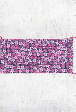 Kreatelier Small Children Face Mask Small Flowers Pink