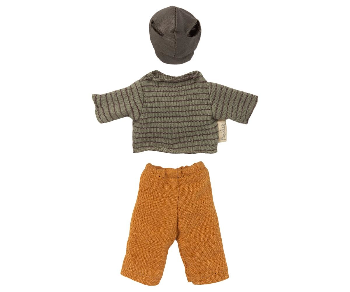 Maileg Mouse Dad Clothes