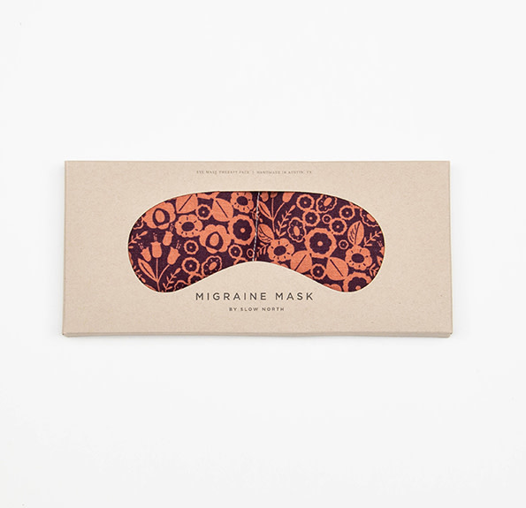 Slow North Eye Mask Therapy Pack Sunset Adele