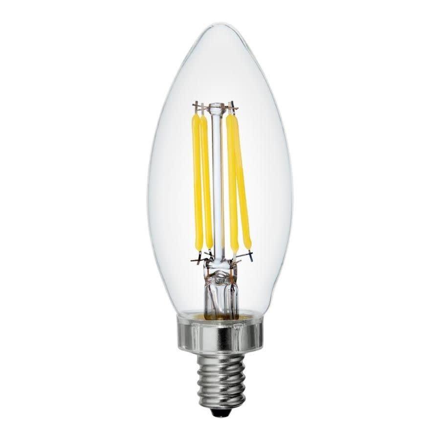Kreatelier Dimmable LED Candelabra Bulb