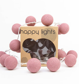 Happy Lights Happy Lights Box Dusty Pink