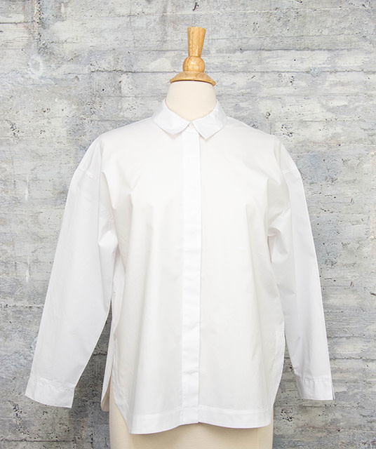 Masai Shirt Ina White