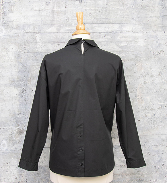 Masai Shirt Ina Black
