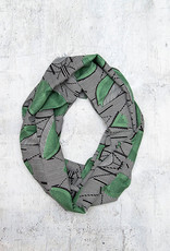 Make Ends Meet Infinity Scarf Tribal Stripe