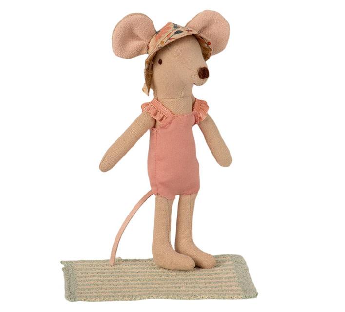 Maileg Mouse Big Sister Beach Set