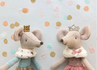 Stuffed Animals, Dolls and Toys