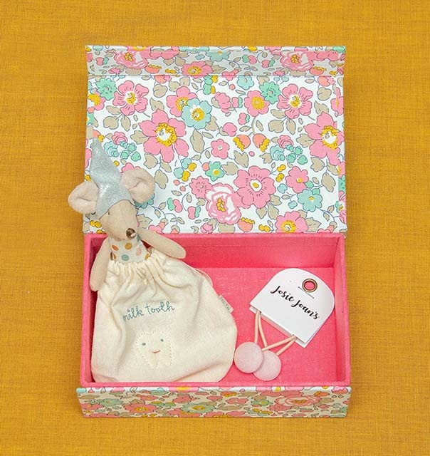 Kreatelier Bundle Box, Button Ties & Mouse Tooth Fairy