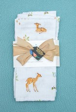 Kreatelier Bundle Cloths & Swaddle Blanket Fawn