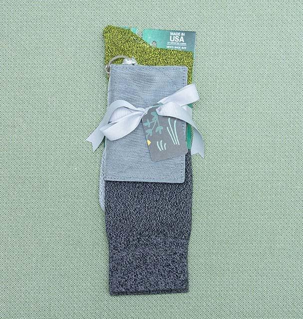 Kreatelier Bundle Socks & Keychain Wallet