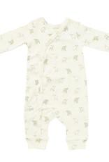 Kreatelier Bundle Blanket & Romper 0-3M Little Lamb