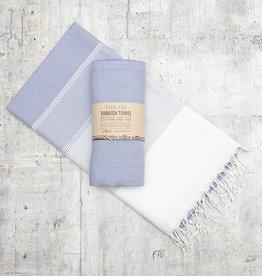 Pokoloko Turkish Towel Lia Cerulean