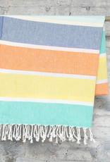 Pokoloko Turkish Towel Thick Stripe Warm