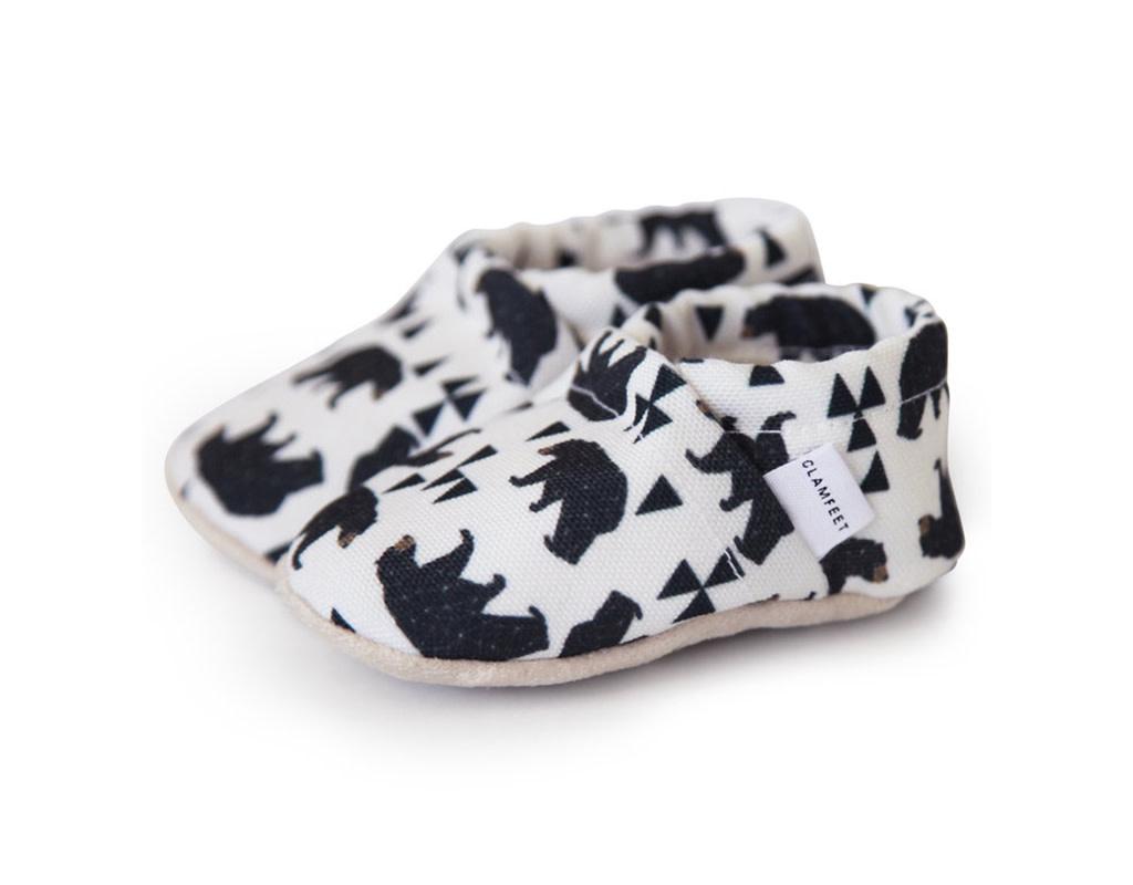 Clamfeet Baby Shoes Hunter