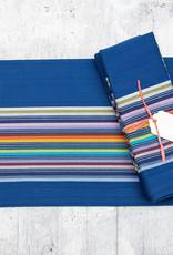 Dash & Albert Lennox Stripe Napkin Set of 4