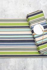 Dash & Albert Pond Stripe Napkin Set of 4