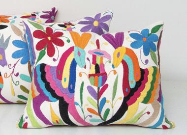 Mexican Kreatelier Pillows