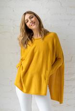 Mer-Sea & Co Catalina Travel Sweater Mustard