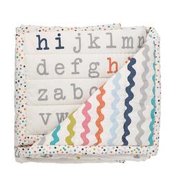 Pehr Designs Blanket Alphabet