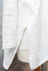 Mer-Sea & Co Catalina Slub Tee Solid White