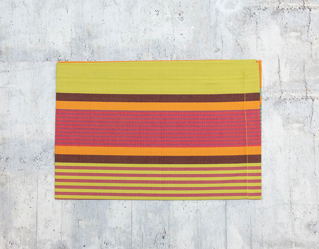 Dash & Albert Tahiti Stripe Napkin
