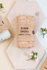 Milkbarn Bamboo Swaddle Blanket Butterfly
