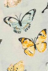 Milkbarn Bamboo Kerchief Bib Butterfly