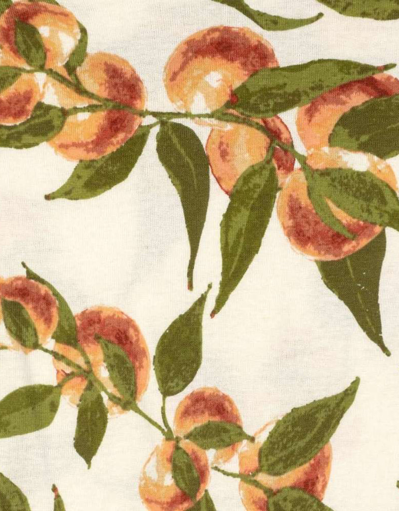 Milkbarn Organic One Piece Peaches