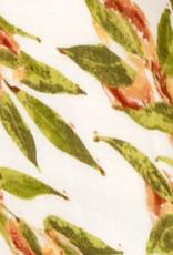 Milkbarn Organic Swaddle Blanket Peaches