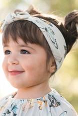 Milkbarn Organic Headband Peaches