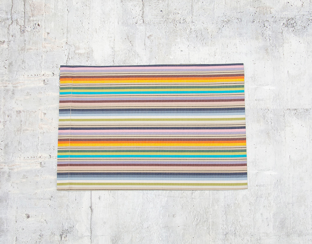 Dash & Albert Devon Stripe Napkin